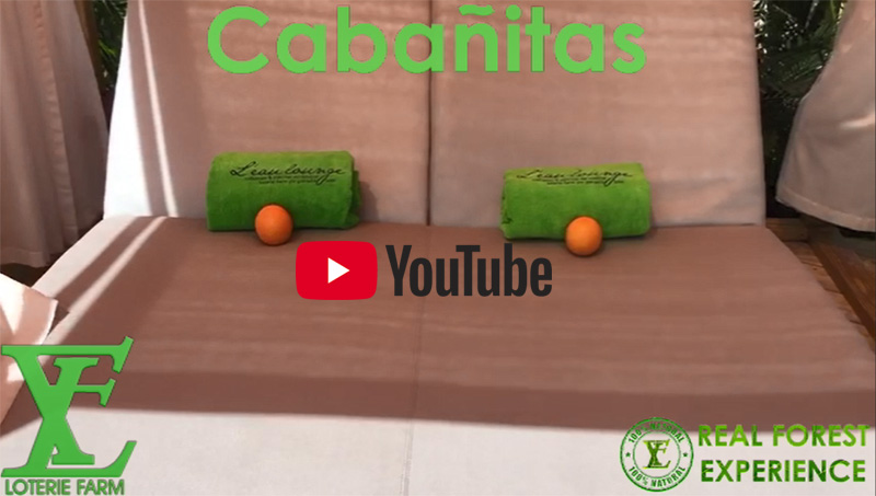 Cabañitas Youtube
